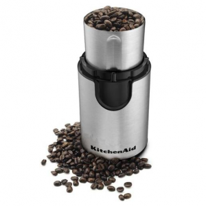 KitchenAid(R) Blade Coffee Grinder, Black