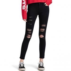 Levi's® 711 Skinny Jeans001Mystery Black