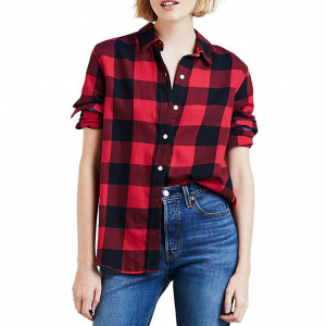 Levi's® Hedgehog Chinese Red Top