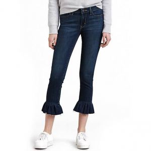 Levi's® 711 Jeans with Frill Detail