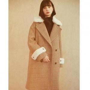 HACKESCH 2Way Fur Coat_Check