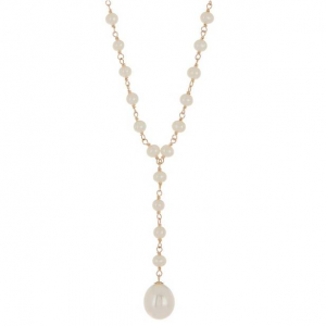 TARA Pearls 14K Yellow Gold 4-10mm Freshwater Cultured Pearl Necklace