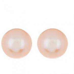 TARA Pearls 14K White Gold 9-10mm Freshwater Cultured Pearl Earrings