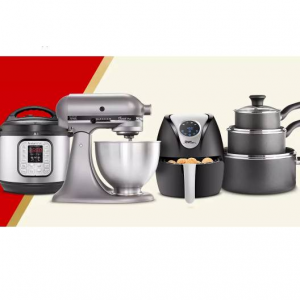 Extra 25% Off Kitchen Appliances & Cookware @ Target