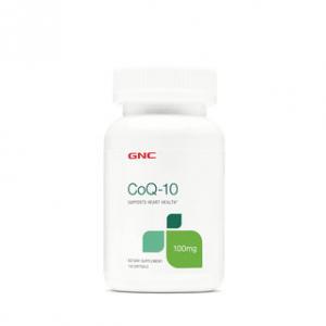 GNC COQ-10 100MG 150 Softgels