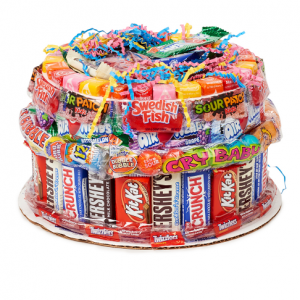 DYLAN'S CANDY BAR FILLED CANDY CAKE