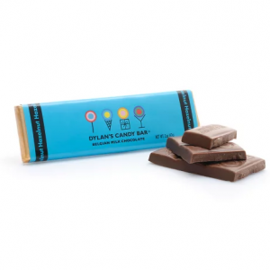 DYLAN'S CANDY BAR - HAZELNUT CHOCOLATE