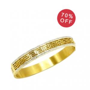 70% OFF Greek Crystal Bracelet @Shoptiques