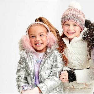 クリスマスセール:次回利用できるクーポン券も配布中@ The Children's Place