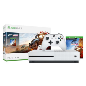 $100 OFF Microsoft Xbox One S 1TB Forza Horizon 4 Bundle @Walmart