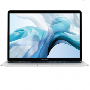 "Apple 13.3"" MacBook Air with Retina Display (Late 2018, Silver)"
