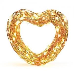 Eufy 33 ft White LED Decorative Starlit String Lights @Amazon