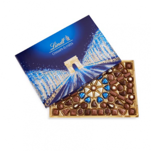Champs-Elysees Boxed Chocolate Blue Box (94-pc)