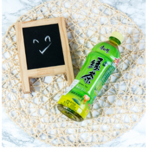 MASTER KONG Honey Green Tea 500ml