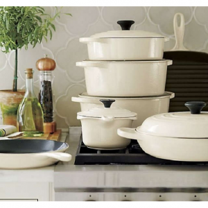 Today only(12/14): Save up to 45% on Cuisinart Cast Iron Cookware @ Amazon