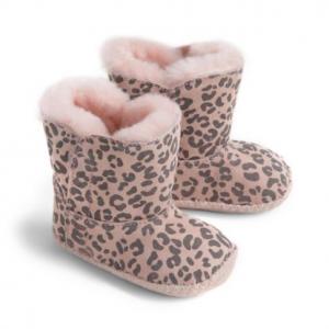 Ugg Baby's Cassie Leopard Boots