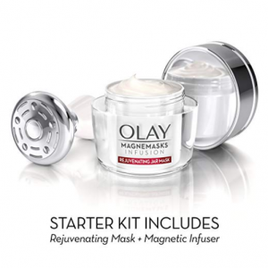$23.97 (Was $44.99) For Face Mask by Olay Magnemasks Infusion Starter Kit @ Amazon