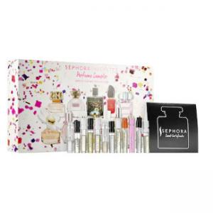 $65 For SEPHORA FAVORITES Perfume Sampler (Including Chloe, Armani & More) @ Sephora