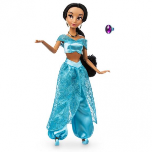 Jasmine Classic Doll with Ring - Aladdin - 11 1/2''