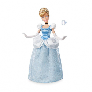 Cinderella Classic Doll with Ring - 11 1/2''