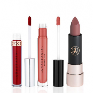 Anastasia Beverly Hills Buy 1 Lip Product, Get 1 FREE