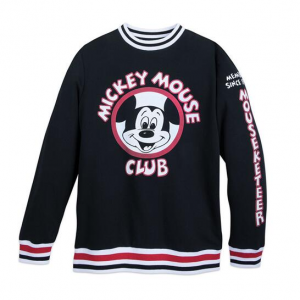 Mickey Mouse Club Pullover for Men