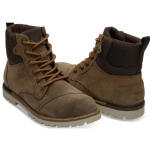 Waterproof Twig Oiled Suede Men's Ashland Boots