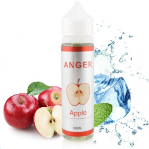 Anger Vapors Apple E-Juice 60ml