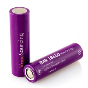 Vapesourcing 18650 Battery (1pc)