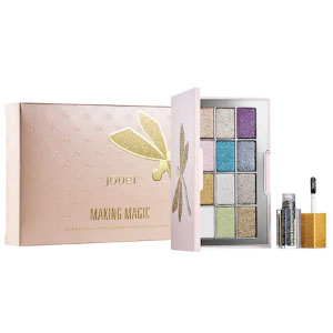 JOUER COSMETICS Making Magic Ultra Foil Eyeshadow Palette Set