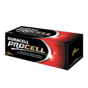 Duracell Procell Alkaline AA Batteries, 24 Pack