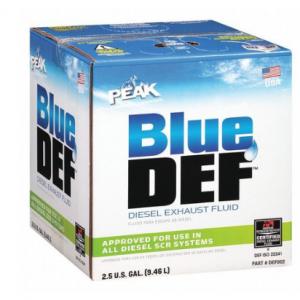 Diesel Exhaust Fluid, Jug, 2.5 gal