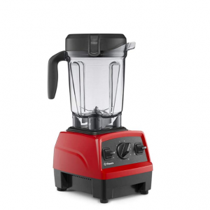 Vitamix Explorian Blender, Professional-Grade, 64 oz. Low-Profile Container, Red (Certified Refurb