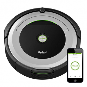 iRobot Roomba 690 Robot Vacuum with Wi-Fi Connectivity, Works with Alexa, Good for Pet Hair, Carpe