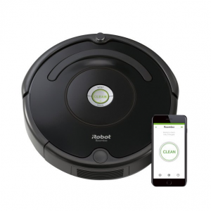 iRobot Roomba 675 Robot Vacuum with Wi-Fi Connectivity, Works with Alexa, Good for Pet Hair, Carpe