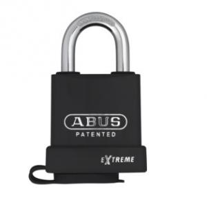 Abus 83WP/53 Rock Chrome High Security Closed Padlock