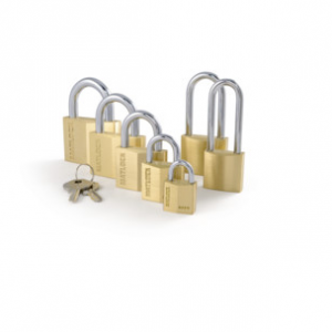 20x10.3mm Shackle Solid Brass Padlock