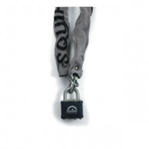 3536 Sleeved Padlock & Chain Set