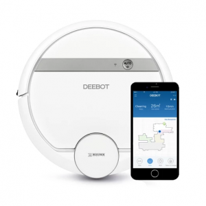 $256.49 Ecovacs DEEBOT 900 Smart Robotic Vacuum Cleaner with Advanced Navigation & Mapping@Target