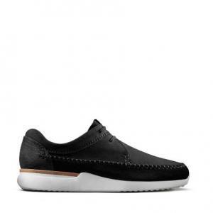 Tor Track Mens Originals Shoes Black Nubuck