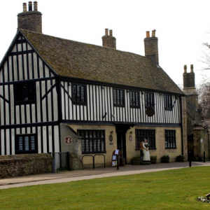 2 for1 Entry to Oliver Cromwell's House, Ely @ Greater Anglia