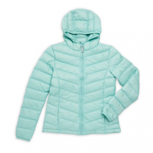Manguun Girl's Hooded Puffer Jacket