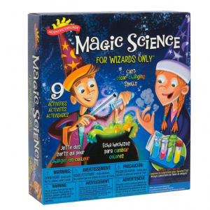 67% off Scientific Explorer Magic Science for Wizards Only Kit @ Amazon