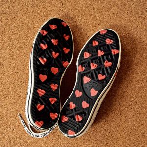 sobornar auténtico mejor sitio web comprar popular CONVERSE LOVE THE PROGRESS - 2019 Valentine's Day Limited Edition ...