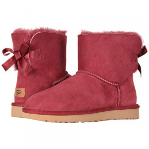 c8aba8d3161 55% OFF UGG Mini Bailey Bow II Women Boots @Zappos $67.48 + FREE ...